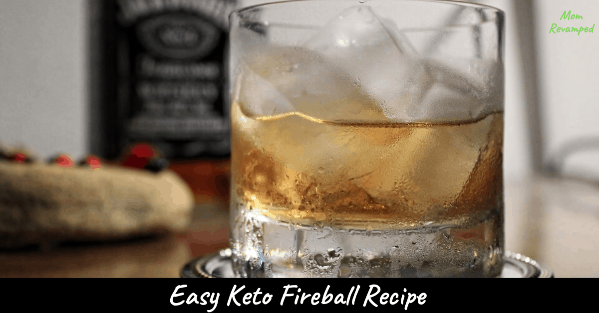 Low-Carb Cinnamon Whisky